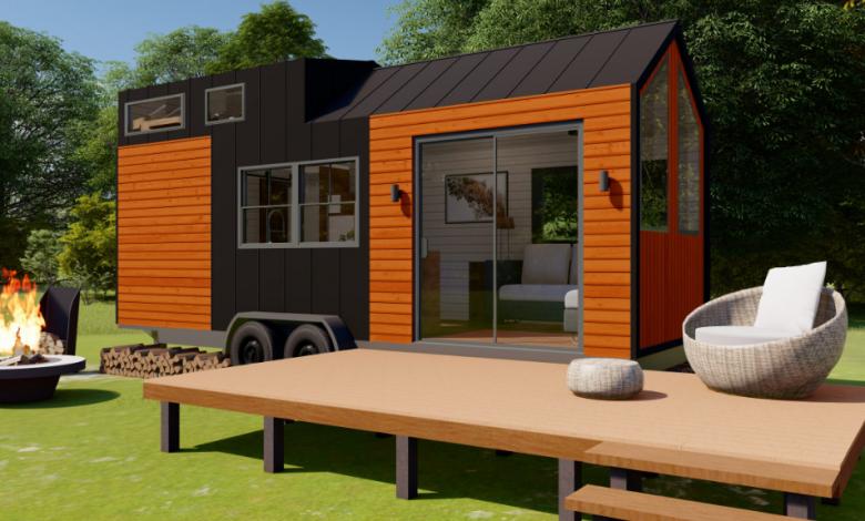 Yeni Yaşam Trendi: Konteynır Evler (Tiny House)
